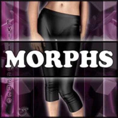 Morphs for V4 Short Leggings Image