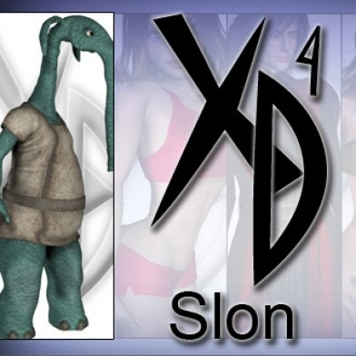 Slon CrossDresser License Image