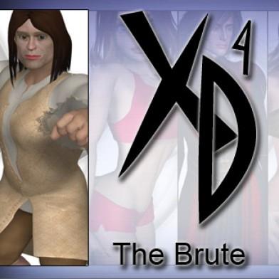 The Brute CrossDresser License Image