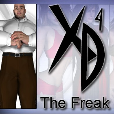 The Freak CrossDresser License Image