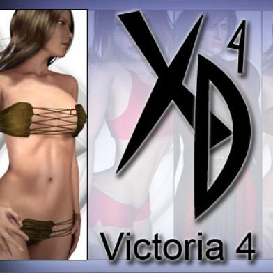 Victoria 4 CrossDresser License Image