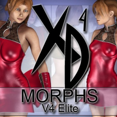 V4 Elite XD Morphs Image