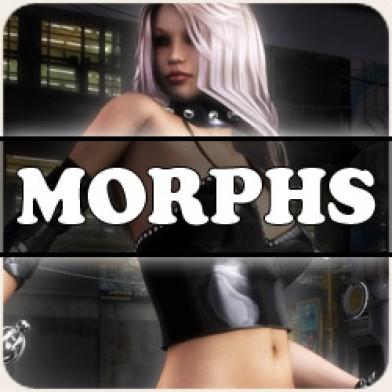 Morphs for V4 Vixen Tank Image