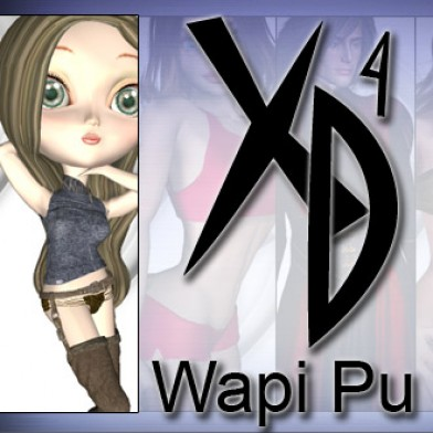 Wapi Pu CrossDresser License Image