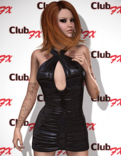 Ladies Night: Brandy Dress for V4  image