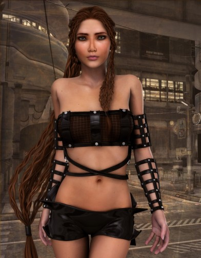 Night Slayers: Cage Top for V4 Image