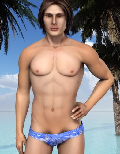 Swim Brief for Dusk image
