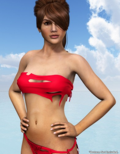 Shipwrecked Tube Top for Dawn Image