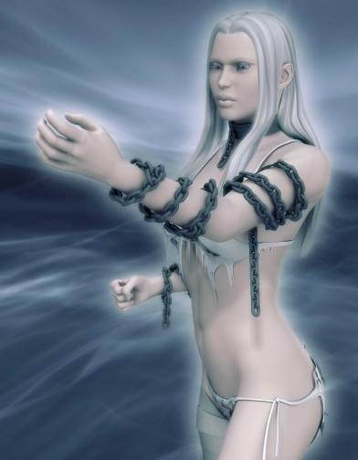 Upper Arm Chains for V4 Image