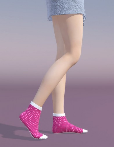 Toe Sock for A3 Image