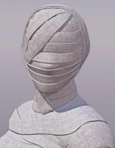 Head and Neck Bandages for Dawn Image