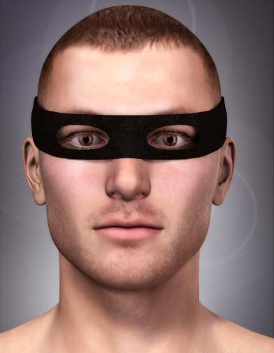 Bandit Mask for M4 Image