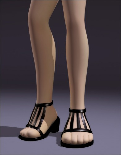 Shoes for Cookie Image