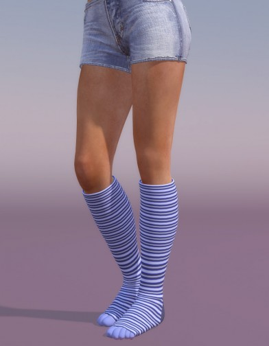 Knee High Toe Sock for Dawn Image