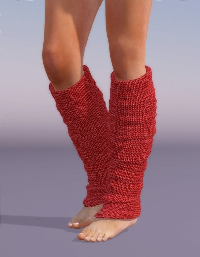 Leg Warmers for Dawn Image