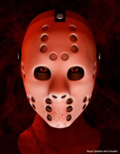 Hockey Mask for Dawn Image