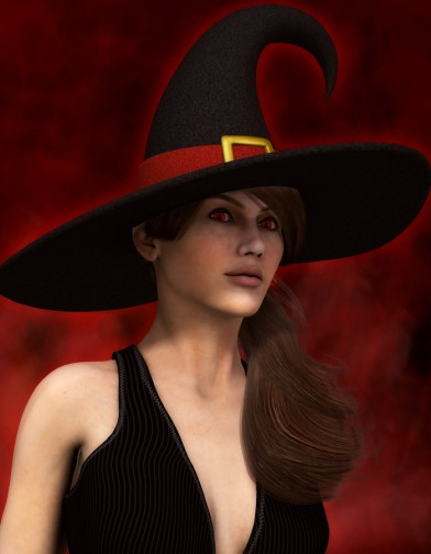 Witch Hat for Dawn image