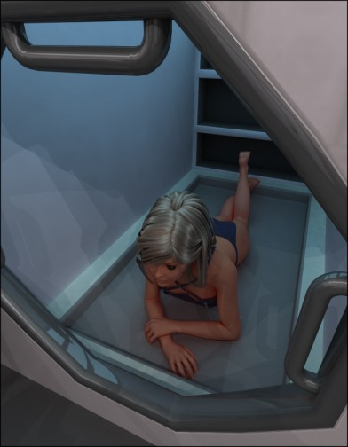 Dorm Poses for V4 Image