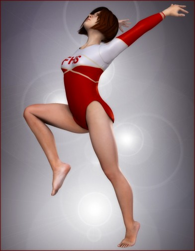 School Spirit: Gymnast for Roxie Image