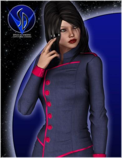 Space Defenders: Communications Officer for V4