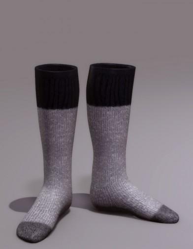 Wool Socks for V4