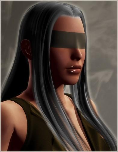 Blindfold for V4