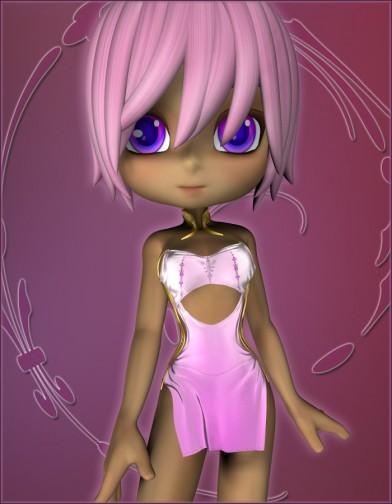 Theta Dress for Cookie