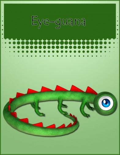 Eye-guana