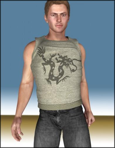 Dragon Shirt for M4