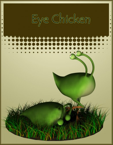 Eye Chicken