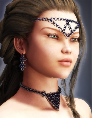 Chainmail Jewelry for V4
