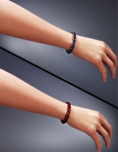 Chainmail Bracelets/Anklets for V4