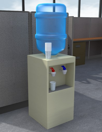 GeneriCorp: Water Cooler Image