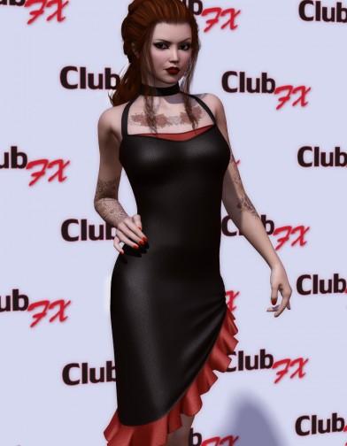 Ladies Night: Margarita Dress for V4 Image