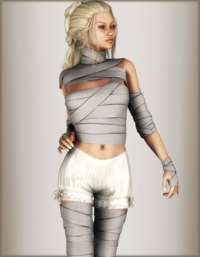 Torso Bandages for V4