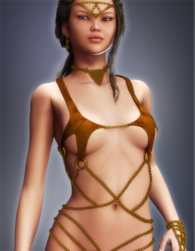 Chainmail Top for V4