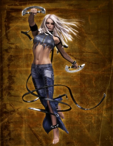 Night Slayers: D-Ring Straps Image