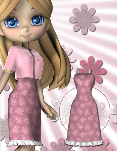 Sundae Dress for Cookie Image