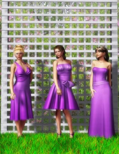 Wedding Belles: Color of Love