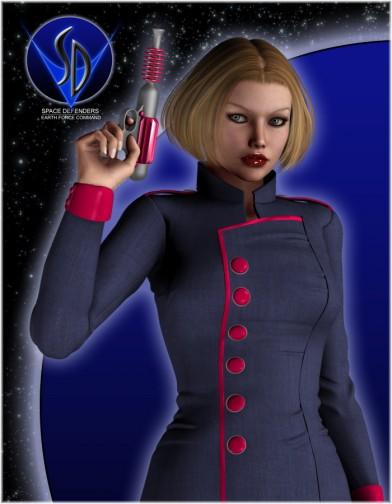 Space Defenders: Commander for V4 Image