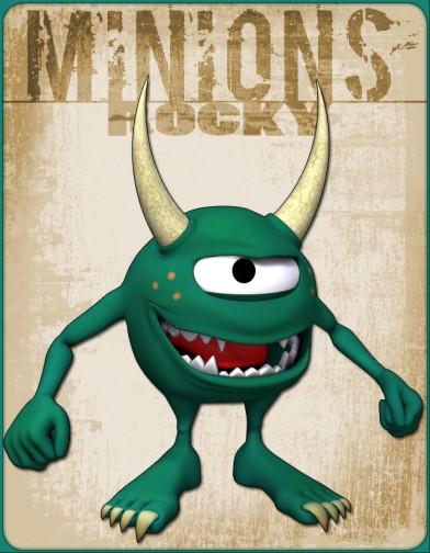Minions: Rocky Image