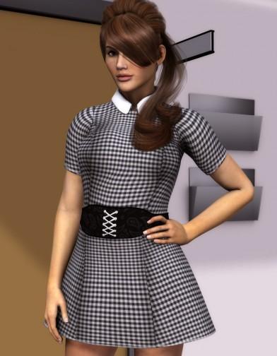 Nice Girl Dress for Dawn Image