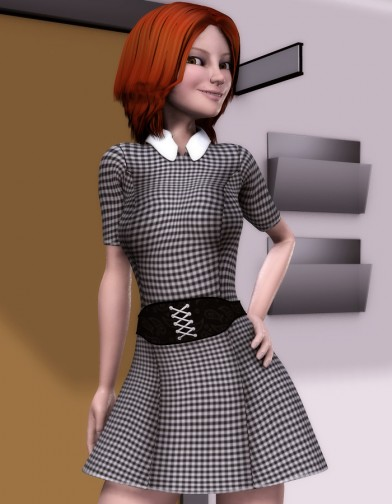 Nice Girl Dress for SuzyQ 2 Image