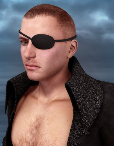 Pirate Eyepatch for M4 image