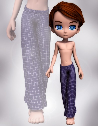 Sleepwear: Pajama Pants for Chip Image
