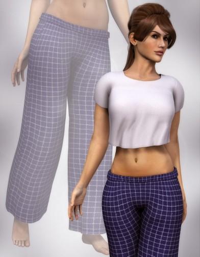 Sleepwear: Pajama Pants for Dawn image