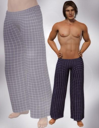 Sleepwear: Pajama Pants for Dusk image