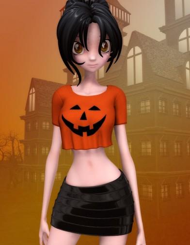 Pumpkin Shirt for Star image