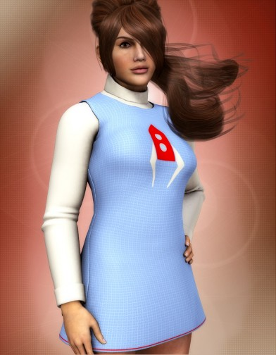 Rocket Dress for Dawn Image