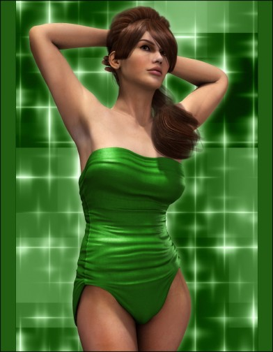 Shamrock Suit for Dawn Image